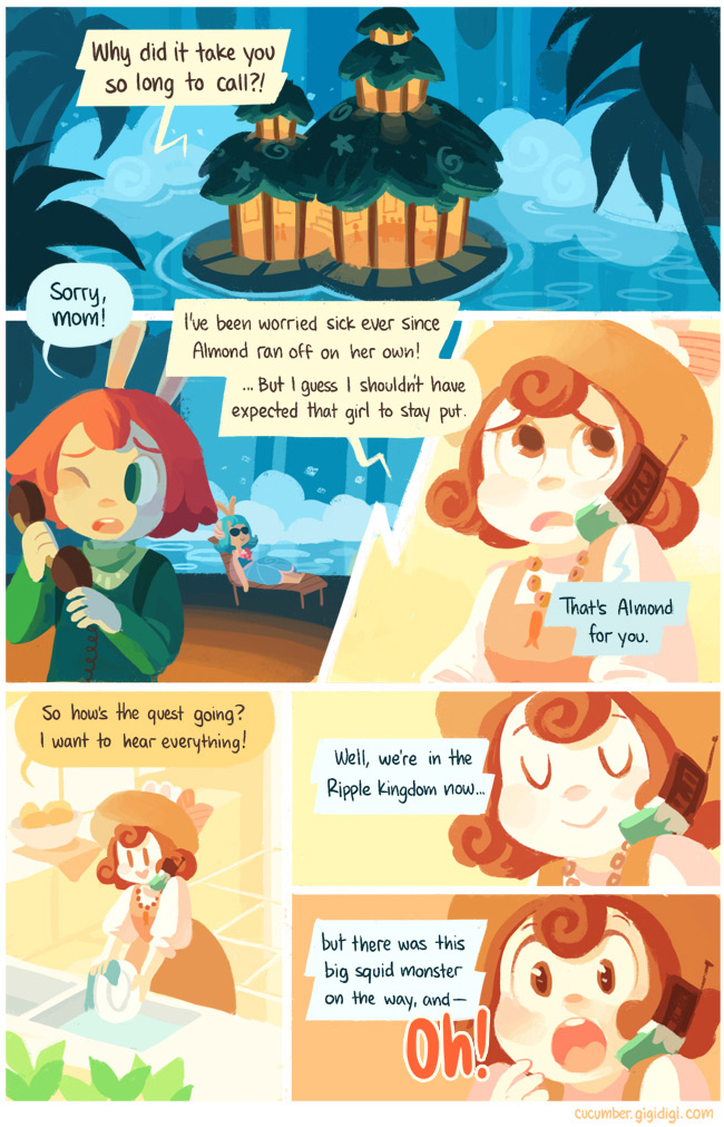 page 173 � cucumber quest