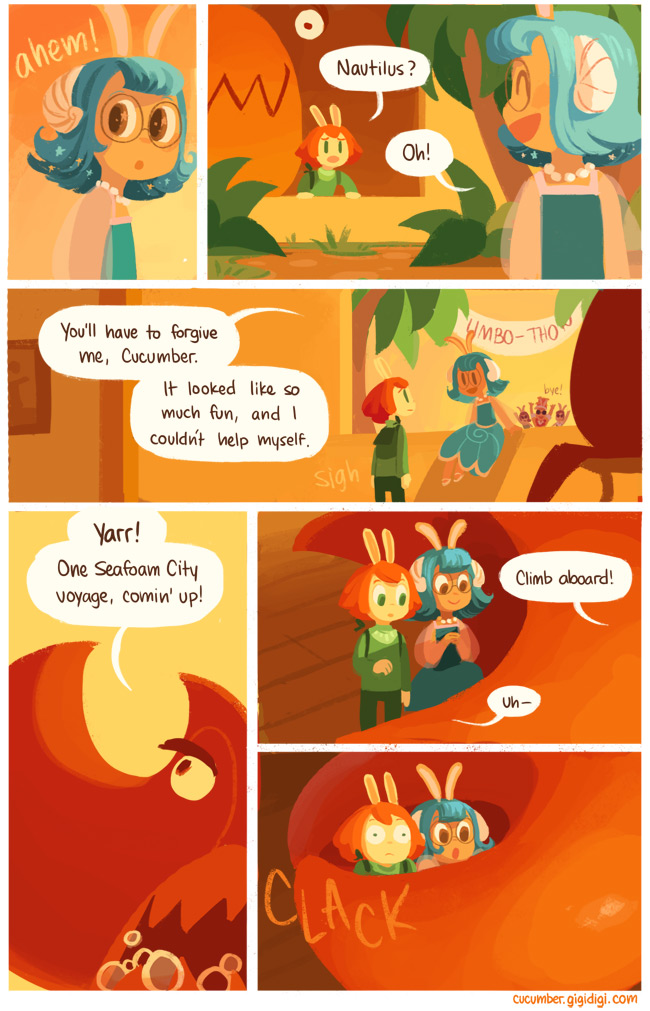 page 182 � cucumber quest