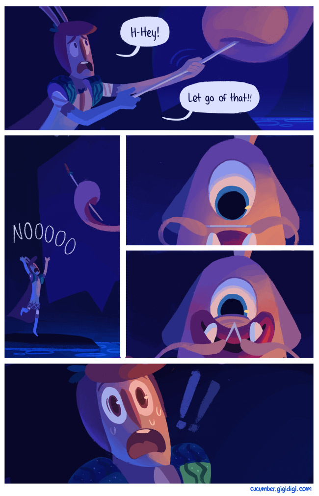 page 200 � cucumber quest