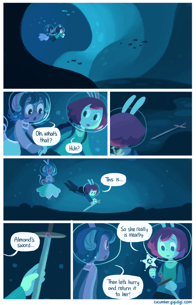page 249 � cucumber quest