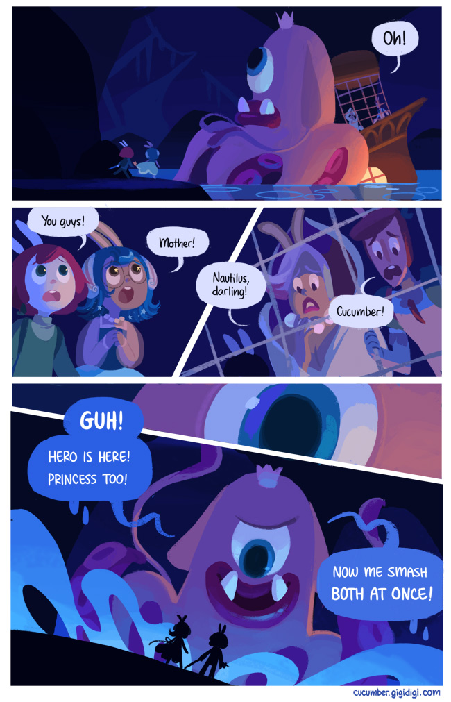 page 252 � cucumber quest