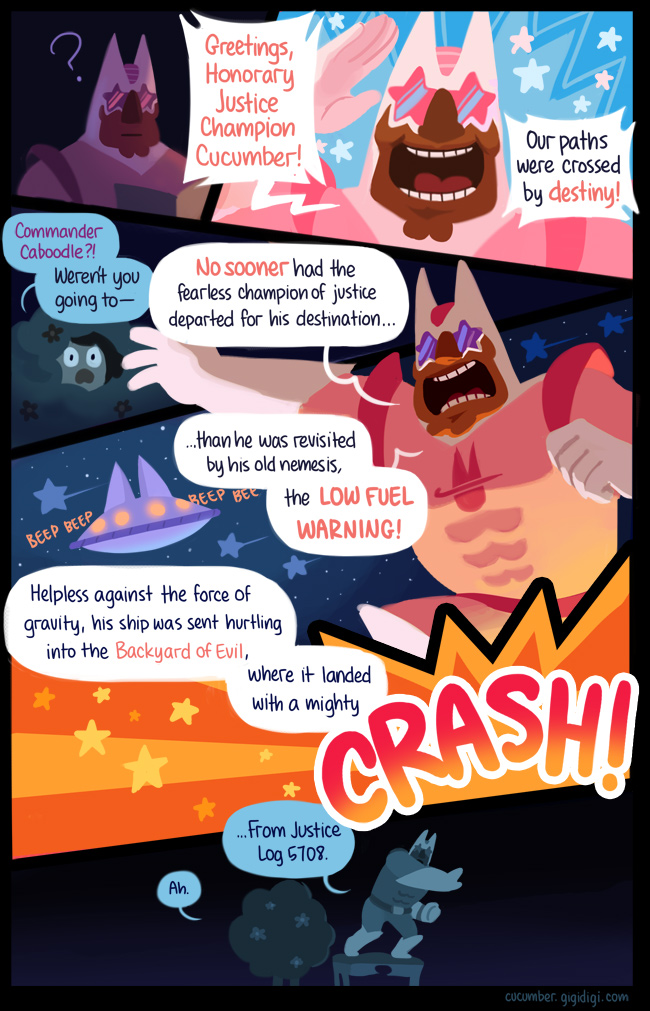 page 411 � cucumber quest