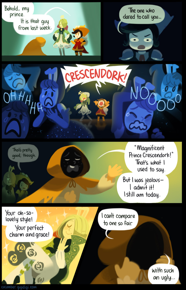 page 423 � cucumber quest