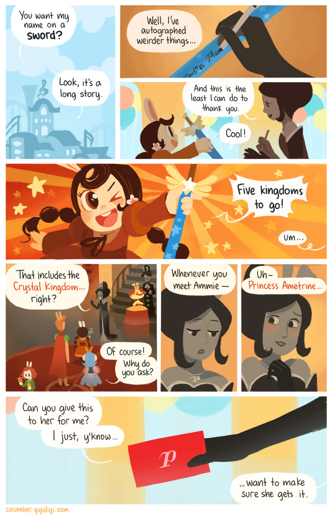 page 501 � cucumber quest