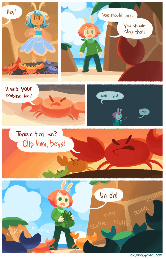 page 142 � cucumber quest
